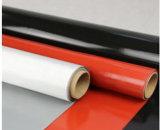 da tela revestida da fibra de vidro do silicone de 0.72 milímetros pano à prova de fogo da fibra de vidro