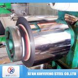 201 304 316 2b Tira de aço inoxidável