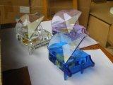 De gepersonaliseerde Piano van het Kristal voor Van de Bedrijfs invoer-uitvoer Ideeën