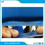 La rainure de drainage PVC dense d'administration