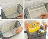 Refrigerador térmico alimentares isolados portátil Estojo Bolsa Saco de almoço
