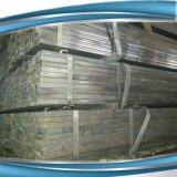 A53 geschweißtes schwarzes Stahlrohr im Baumaterial-Gestell-Gefäß