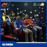 強い12D映画館のシミュレーターのバーチャルリアリティ装置は防水したり/耐熱材料