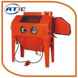 모래 분사 장비 90-125psi 일 압력, 젖은 모래 분사 내각 기계