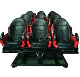 оборудование фактически реальности имитатора кино 7D сильное делает водостотьким/теплозащитный материал