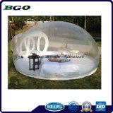 Burbuja hinchable de PVC transparente Camping carpa