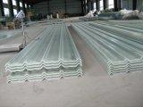 GRP aislamiento térmico de materiales de construcción de techos de FRP Hoja