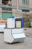 preiswerte Hersteller-Flocken-Eis-Maschine des Eis-1t/Day für Fleisch