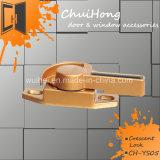 Il doppio caldo del hardware di Foshan di vendita ha appeso la serratura di finestra