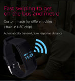 Bracelet intelligent de Bluetooth de forme physique portative en gros de sport