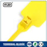 Gute Qualitätshohe Sicherheits-Plastikverschluss-Gas-Messinstrument-Dichtung