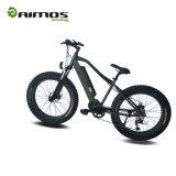 Verstecktes fettes Gummireifen-MITTLERES Laufwerk-elektrisches Fahrrad der Batterie-17.5ah Bafang ultra 48V 1000W
