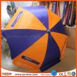 Windundurchlässiger Sun-Strand-Regenschirm-Sonnenschirm