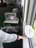 25cm Ku 악대 원형 분극 극성에 있는 소형 위성 접시 HDTV 디지털 안테나 10.75GHz LNB는 유럽 시장을%s 떠났다