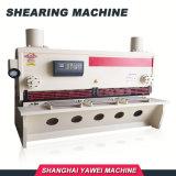 Macchina di taglio idraulica di CNC di alta qualità per il taglio del Matel