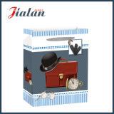 Strickjacke-Einkaufen-Träger-Geschenk-Papierbeutel Förderung-überzogenes Papier-m