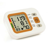 組み込みのリチウム電池(WP871)が付いているアームタイプ血圧のモニタ