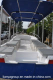 Liya Sw580b Fiberglas-Passagier-Bootpanga-Boots-Hersteller-Patrouillenboot