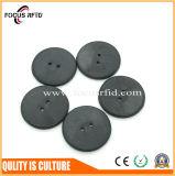 Temperatura alta resistente del PPS RFID del diseño industrial de la etiqueta impermeable del lavadero