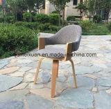 Cadeiras de jantar em madeira maciça estilo moderno (M-X2366)