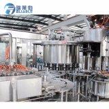 ペットびんのフルーツジュースの販売のための満ちる生産機械プラント