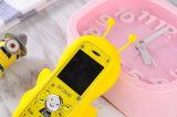 Cabrito ecológica el teléfono móvil para el mantenimiento de conectar con los niños