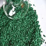 China Masterbatch plástico verde de alta qualidade com um preço baixo