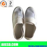 Résistant aux huiles pour salle blanche Semelle PU ESD chaussures de sécurité