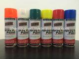 Metallisches Spray-Lack-Spritzlackierverfahren