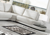 ホームソファーの居間のソファーの革ソファー8006#