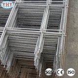 сваренные 10X10 панели загородки ячеистой сети для скотин