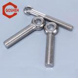 Augen-Schraube des Edelstahl-DIN444/anhebende Augen-Schraube