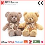 박제 동물 아기 아이를 위한 연약한 쌍 장난감 곰 견면 벨벳 장난감