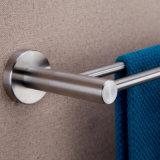 浴室のアクセサリの二重タオル掛けのステンレス鋼の倍のタオル掛け(3010)