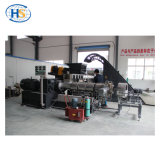 XLPE/PVC 플라스틱 과립 압출기 또는 광석 세공자 또는 쌍둥이 나사 압출기