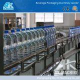 Línea de agua automática de mineral de la planta de agua mineral