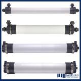 Módulo de membrana de la UF en el tratamiento de aguas (PVDF/PS/PVC disponibles)