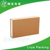 Contenitore cosmetico rigido impaccante piegante di carta di casella con l'inserto