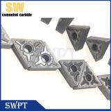 Вставки CNC карбида вольфрама для вырезывания