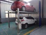 ガレージの駐車のための電気4つのポスト油圧車の上昇