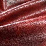 高品質のソファー(YN001)のための擬似革ビロードファブリック