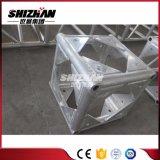 Konischer Aluminiumkoppler befestigt Pin-Stadiums-Licht-Binder-Verbinder-Zubehör-Kasten-Ecke