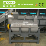 Macchina d'asciugamento di plastica dell'essiccatore dei fiocchi della bottiglia dell'ANIMALE DOMESTICO dell'HDPE