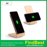 Fashion Wood Grain Fast Wireless To charge A8 Quick Wireless Charging