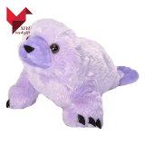 Brinquedo material dos animais de mar do velo