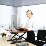 يجلس إرتفاع جديدة حارّة اعملاليّ قابل للتعديل أن يقف مركز عمل ركب مكتب ماسورة صاعدة محوّل