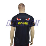 La coutume de modèle neuf folâtre le T-shirt des hommes avec la marque de distributeur (T015)