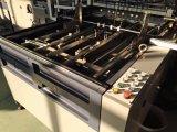 Automático de alta precisión de la Junta gris de tapa dura que hace la máquina