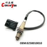 Sensore automobilistico dell'ossigeno. OEM: 0258010010, Byd F0, serie