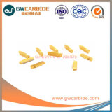 Indexable CNC de carburo Inserciones de giro
